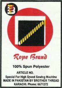 Rope brand